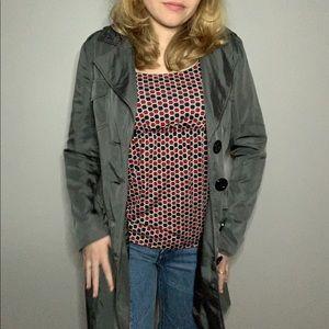 Kenzie Trench Coat Rain Jacket